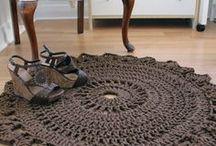 SEWING, crochet
