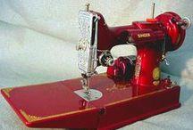 Maquinas de costura antigas