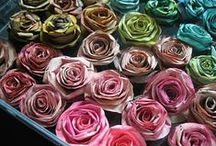 Flower Crafts / by CC