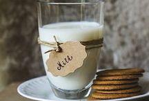Milk ,coffee and hot chocolate /
