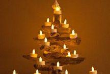☃ Eco CHRISTMAS ☃ / www.organicnaturalpaint.co.uk