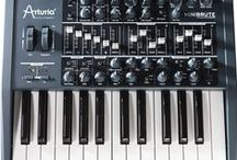 KEYS To My Heart / Keyboards, pianos, synthesizers, drum machines, and more! / by KLF