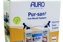 ECO & NATURAL HOUSE CLEANING PRODUCTS / With Auro's easy-to-use cleaning products, tidying up your home will be a breeze. Use the Auro 427 Natural Floor Cleaner on your linoleum and tiles. Your floors will thank you for your efforts, shining with nature's goodness. Feel free to thin out such products, as they are easy to use and cooperate beautifully with another one of nature's ingredients: water.