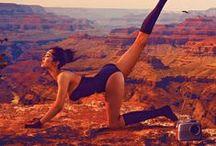 Yoga Goddess / by Sabrina Beaumont