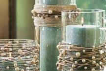 DIY Home Decor / Crafts, home decorating, home decor, cheap decorating