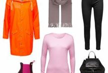 Outfits Spaziergang