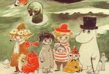Tove Jansson / A collection of art by Tove Jansson