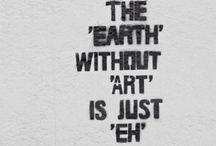 Kunst. / Alles wat ik mooi vind.