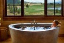 Tubs n Pools / Japanese tubs, natural pools, etc