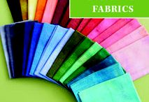 Fabric and Color / See popular color combinations and learn to sew with a variety of fabrics with these color boards and sewing tips. Get more inspiration at http://howtosew.com/fabric-color.