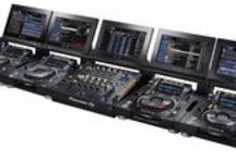 DJ Gear / Multi media players / mixers / controllers / software
