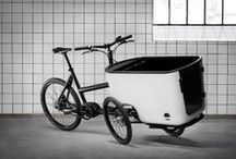 Cargo & folding bikes