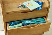 Sewing Storage / by How To Sew