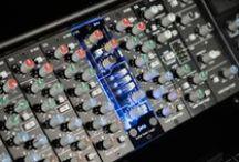Studio Gear / Recording hardware, processors, mixingdesks