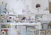 Lastenhuoneet