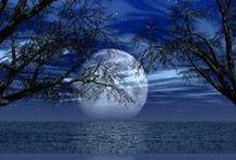 Niebo  -  Ziemia - Woda