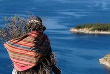 Chile to Peru / Santiago, atacama, uyuni salt flats, la Paz, titicaca, colca canyon then Arequipa