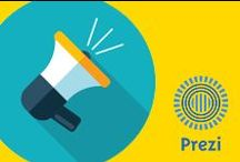 Incrível apresentador / Este board reunirá tutoriais, infográficos, #DicasPrezi e passos simples para ajudar a criar cada vez mais grandes apresentadores.