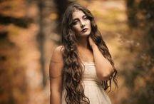 Romantic HAIR / Celtic; medieval; Grecian; Roman; elegant hairstyles