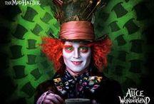 Alice in Wonderland / Alice's world, Book, Movie, Art, Fashion, Jewelry