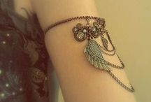 ~ Romantic Accessories ~ / Hair, and fashion; romantically detailed