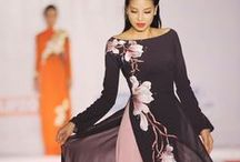 Indonesian + East Asian Fashion