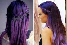 Hair Style & Hair colors