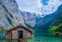 Natur und Landschaft / Herrliche Landschafts- und Naturaufnahmen