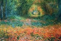 Claude Monet / beautiful art...