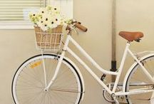 Vintage bicykle