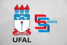 Ufal / Peças criadas para divulgação das redes sociais da Universidade Federal de Alagoas para divulgação das redes sociais.