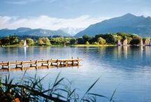 Am See / Am See lässt es sich besonders im Sommer sehr gut aushalten: K0ühles Nass, Spaziergänge am Ufer vielleicht ein kleines Picknick daui