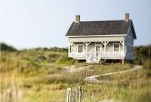 Cottages / Süße Häuschen und schöne Orte zum Träumen