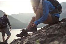 Wandern / Frische Luft und die Bewegung in der Natur machen für viele den Reiz am Wandern aus. Ob Berge, Täler oder Wiesen – bei diesen Impressionen bekommt man gleich Lust, die Wanderschuhe zu schnüren. Wir haben für euch die beliebtesten Wandertouren und -Routen zusammengestellt