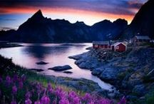Nordic Dreams / The beauty of northern Europe. Sandinavia; Sweden; Norway; Iceland; Finland; Denmark.