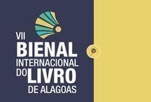 Bienal Alagoas / Peças para a 7ª Bienal Internacional do Livro de Alagoas