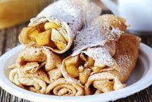 Wundervolle Apfelzeit / Ob im Kuchen, im Muffin, oder doch lieber herzhaft – Äpfel schmecken in jeder Form herrlich