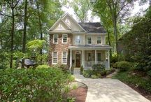 Dream Homes / Greenville SC real estate listings.