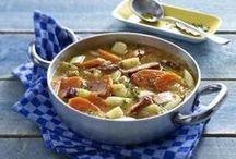 Suppe & Eintopf / Leckere Ideen und Rezepte für Suppen und Eintöpfe, die Körper und Seele gut tun.