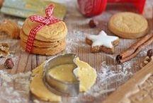 Weihnachtsplätzchen / Ob Kipferl, Schwarz-Weiß-Gebäck oder Anisplätzchen – hier versammeln sich das Leckerste aus der Weihnachstbäckerei