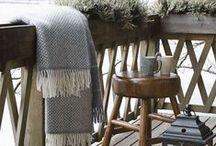 Kissen und Decken / Gemütliche Kissen und Decken für Sofa, Bett und Sitzecken