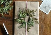 Geschenk-Ideen / Ideen und Anregungen für selbstgemachte Geschenke und hübsche Verpackungen