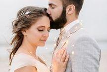 Paarshooting / Fotos von Paarshootings mit Braut und Bräutigam