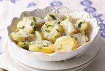 Köstliche Kartoffel-Küche / Rezept-Ideen rund um die Knolle: Kartoffeln sind nicht nur lecker, sondern auch vielfältig verwendbar – von Bratkartoffeln über cremige Kartoffelsuppe bis hin zu herzhaften Kartoffelwaffeln