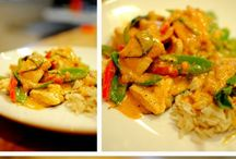 Healthy Asian & Indian meals