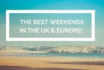 The Best Weekend Escapes in the UK and Europe! / Hop across the UK and Europe one weekend at a time, thanks to theses carefully crafted itineraries. Then share your weekend getaways, city breaks, 1 day guides and 48 adventures here for other weekenders to enjoy! #WeekendJetsetters  Want to join the board? Email me: hellotravelcandy@gmail.com with your Pinterest URL and I'll add you!   Rules: Only vertical pins. Only Weekend Guides such as 12hrs/24hrs/36hrs/48hrs ONLY - PINS THAT DON'T COMPLY WILL BE REMOVED! Max 3 pins a day. No spammers.