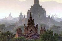 Travelling to South-east Asia / Cambodia, Thailand, Taiwan, Hong Kong