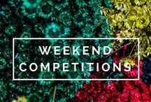 Weekend Competitions / All the best weekend break competitions from around the web, scooped up and sorted just for you.