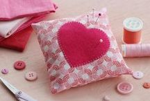 Valentine's Day Projects / by How To Sew