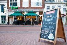Grand Cafe De Friesche Club / Grand Cafe De Friesche Club